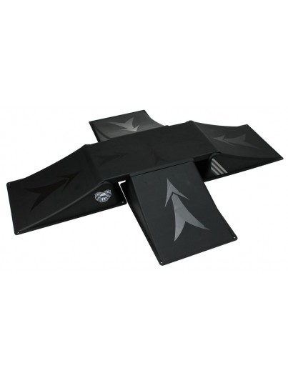 Black Dragon Funbox Ramp Set