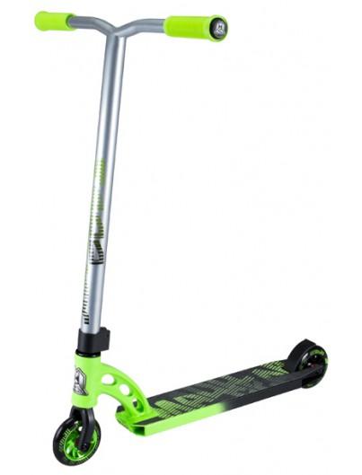MGP VX7 Pro Stuntstep Bright Groen-Zwart