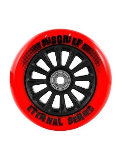 Slamm Scooter wielen NY-core 110mm rood