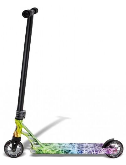 Slamm Scooter wielen NY-core 110mm paars
