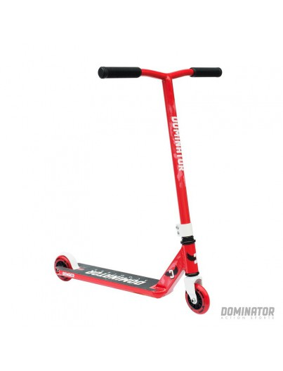 Dominator Bomber stuntstep Red