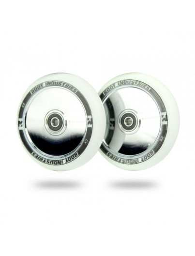 Root Industries Air 110mm Stuntstep Wielen White Mirror