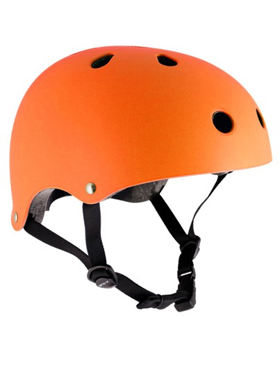 Skatehelm Oranje Essentials